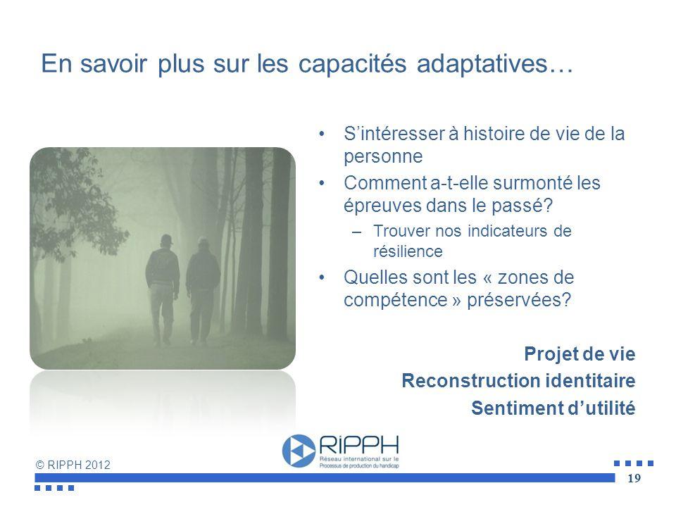 En savoir plus sur les capacités adaptatives…