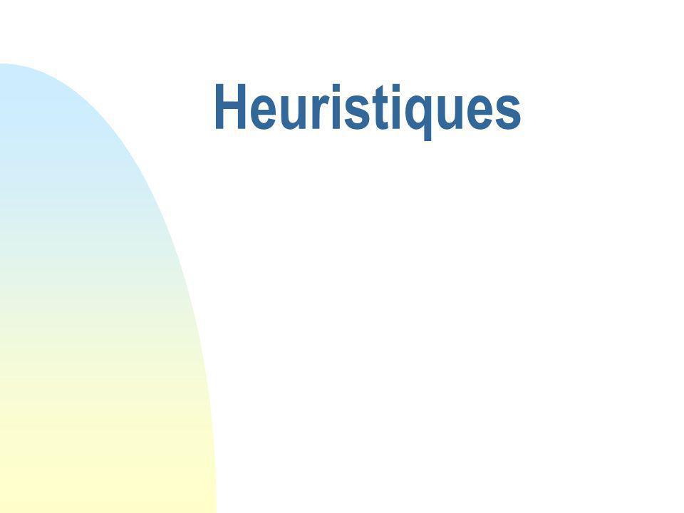 Heuristiques