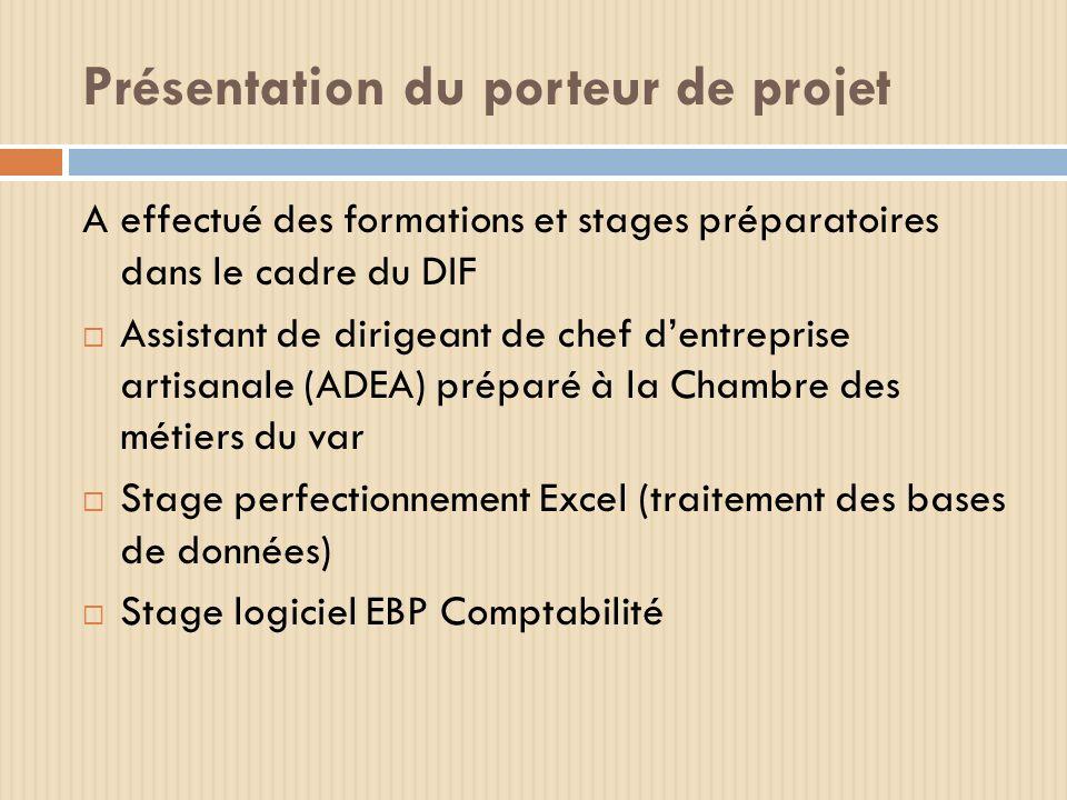 Pr sentation du projet gabrielle neble ppt video - Chambre des metiers du var ...