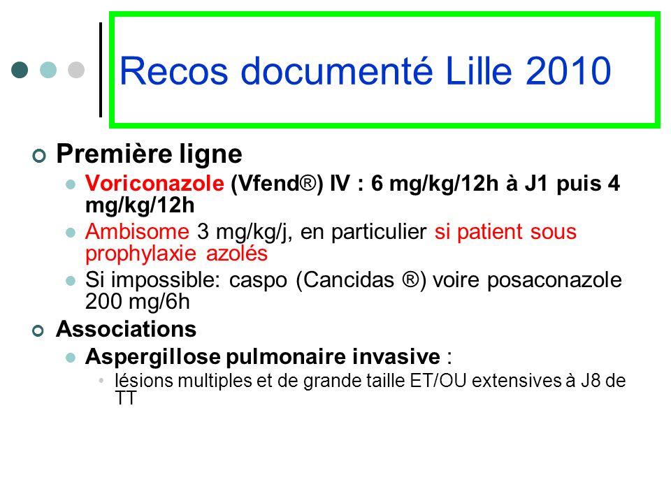 Recos documenté Lille 2010 Première ligne Associations