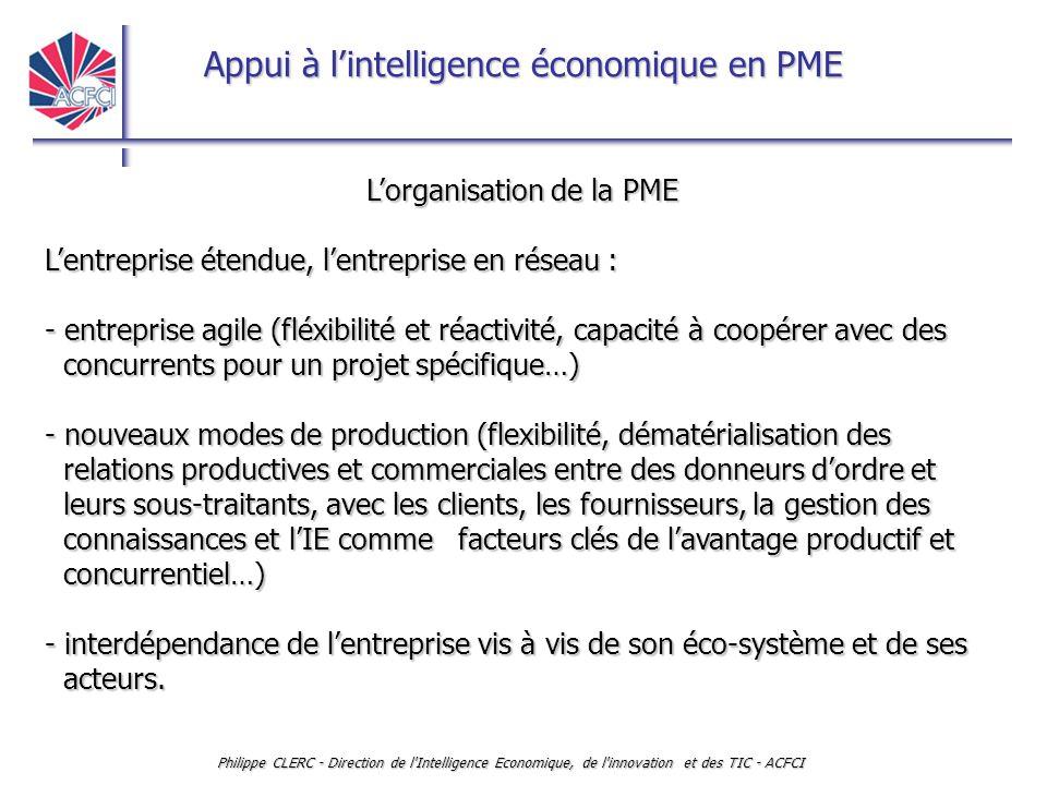 Stratégie d intelligence économique territoriale