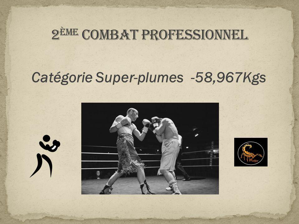 2ème Combat Professionnel