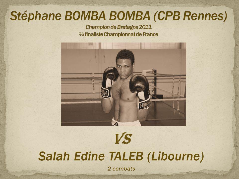 Salah Edine TALEB (Libourne)