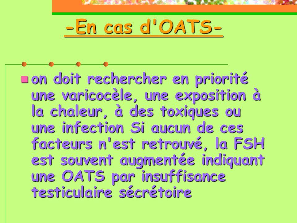 -En cas d OATS-