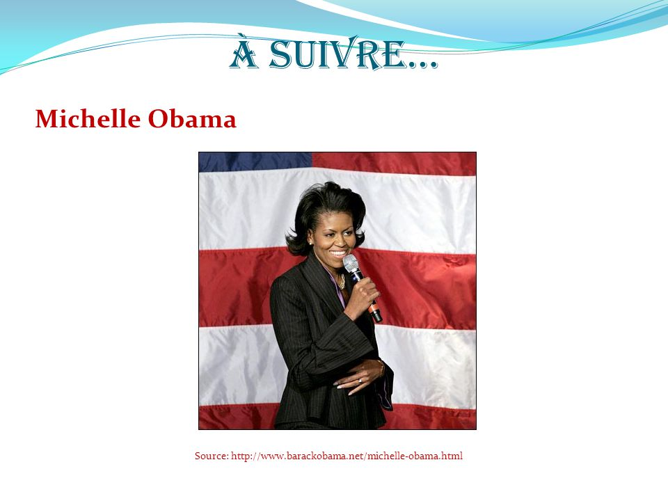 Source: http://www.barackobama.net/michelle-obama.html