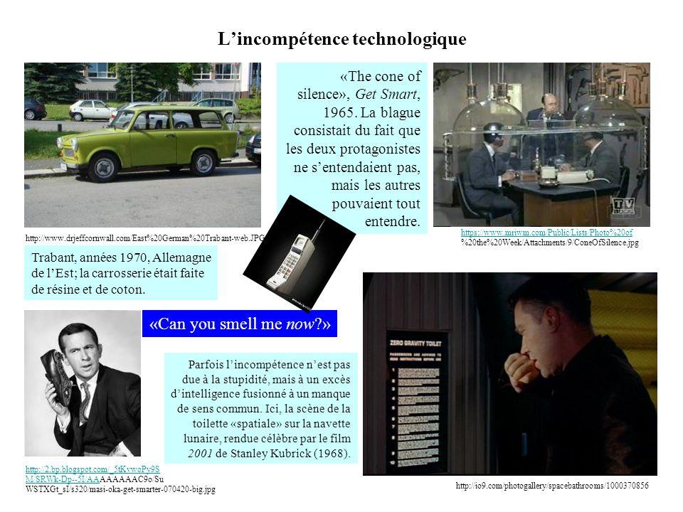 L'incompétence technologique