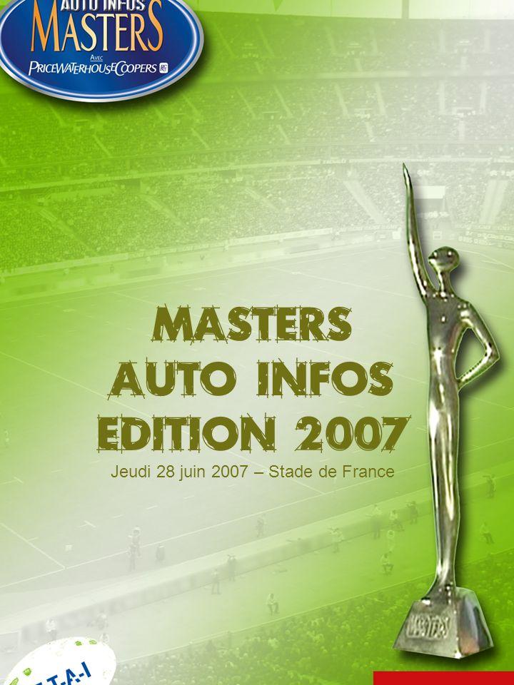Jeudi 28 juin 2007 – Stade de France