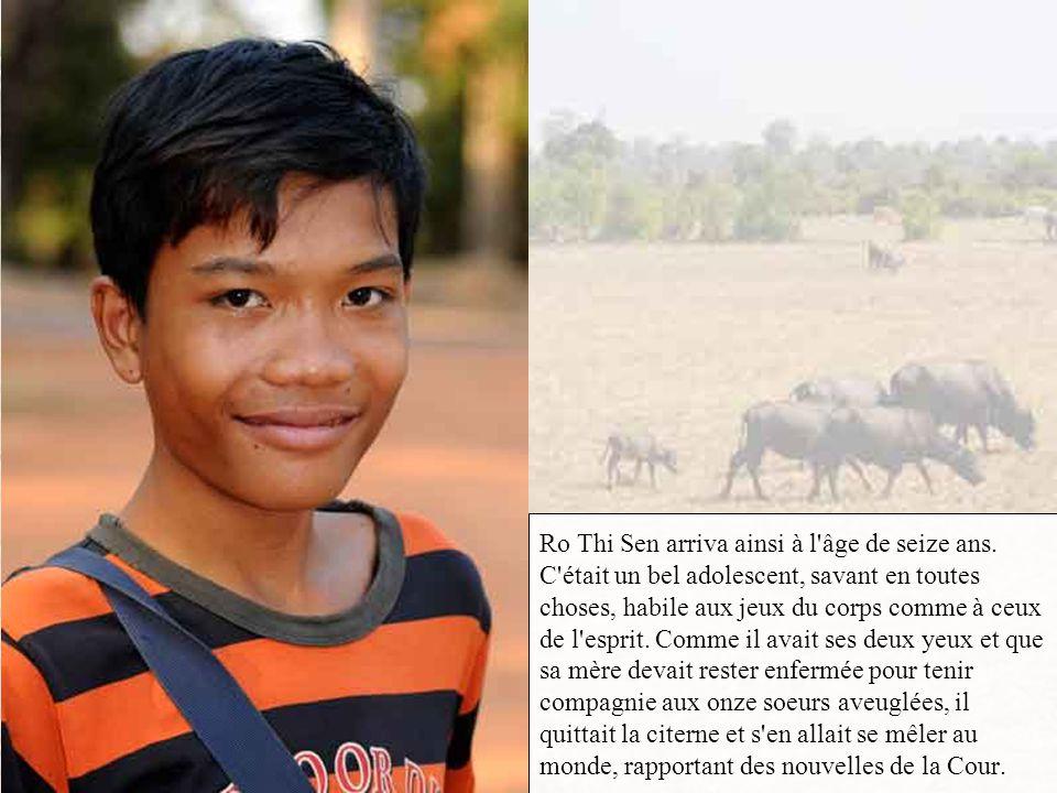 Ro Thi Sen arriva ainsi à l âge de seize ans