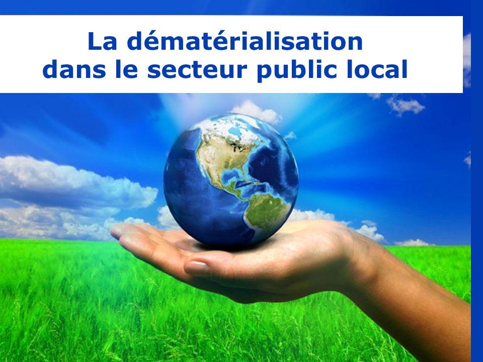 dans le secteur public local