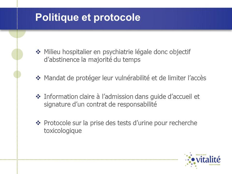 Politique et protocole