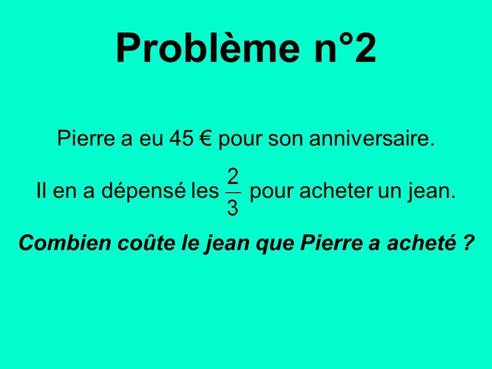 Problème n°3 Dans une classe de 25 élèves, des élèves