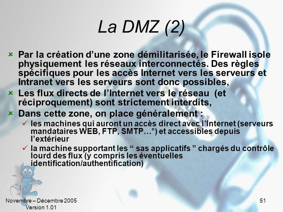 La DMZ (2)