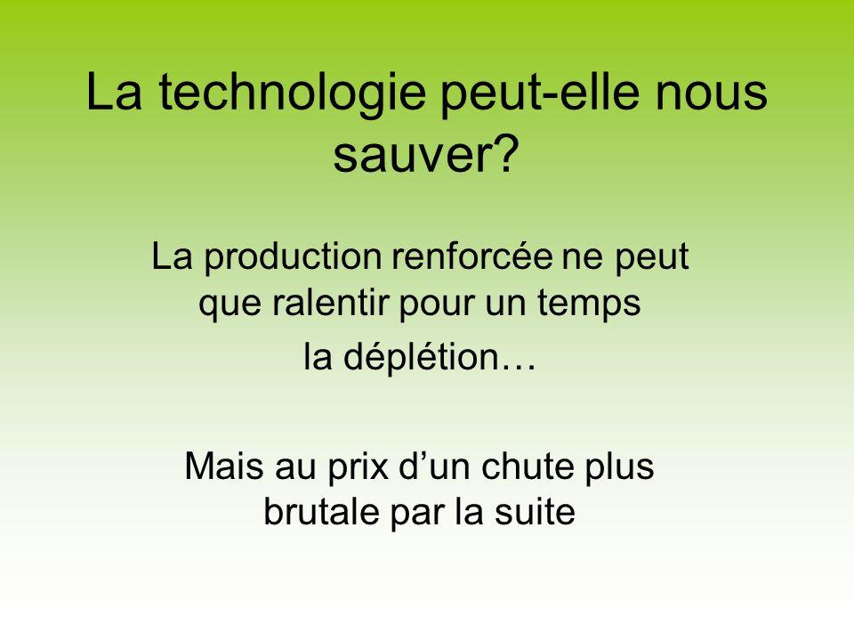 La technologie peut-elle nous sauver