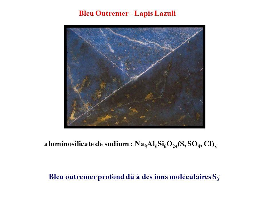 Bleu Outremer - Lapis Lazuli