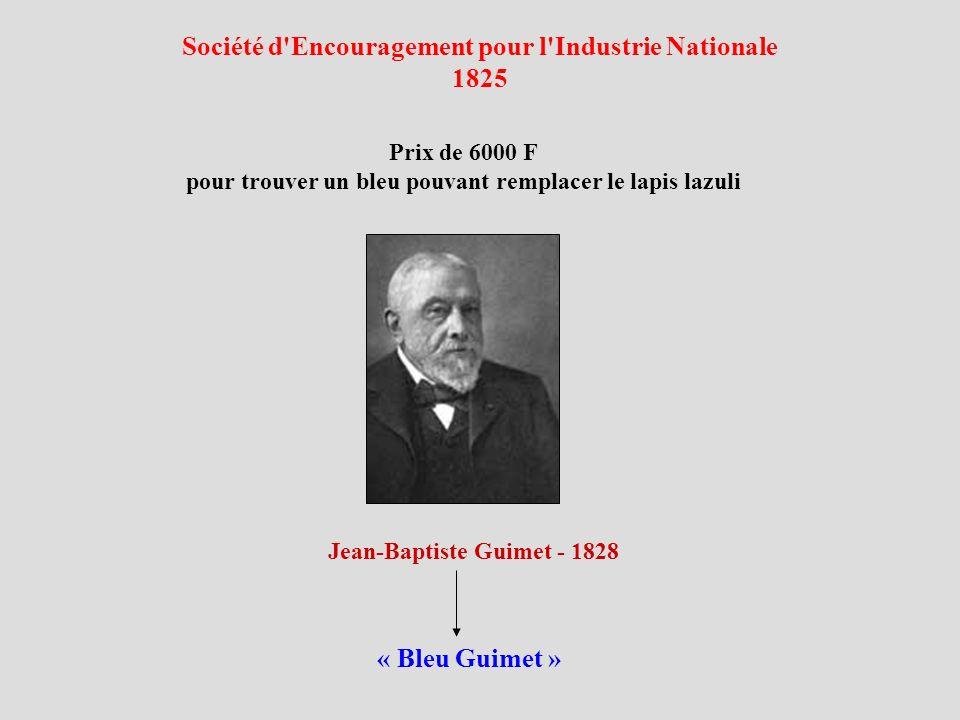 Société d Encouragement pour l Industrie Nationale 1825
