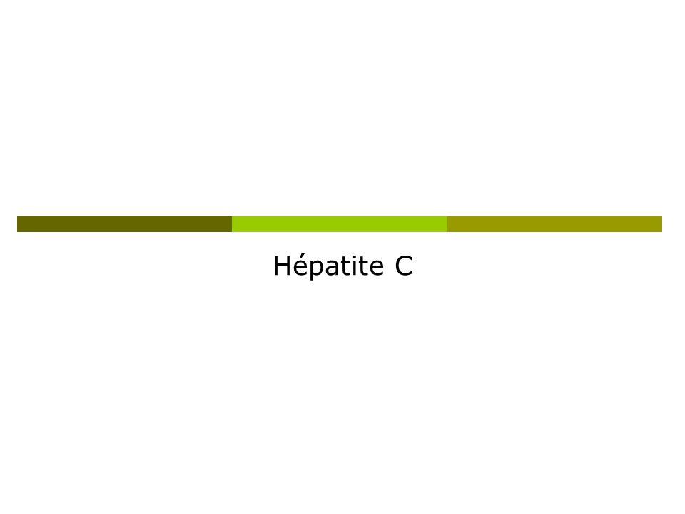 Hépatite C
