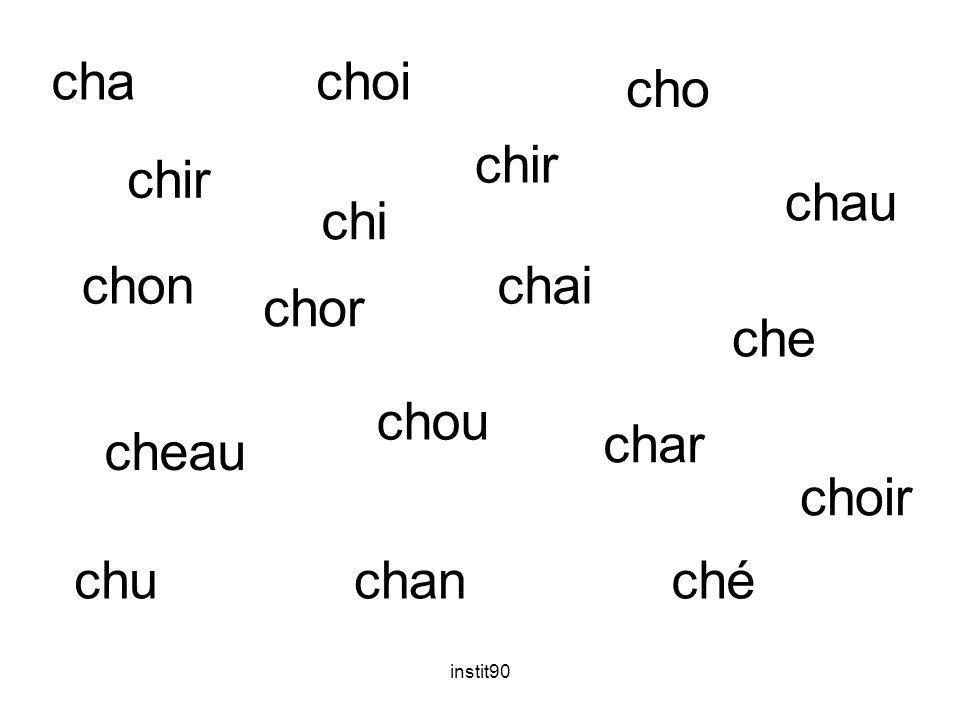 cha choi cho chir chir chau chi chon chai chor che chou char cheau