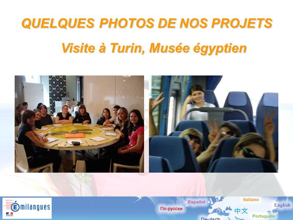 QUELQUES PHOTOS DE NOS PROJETS