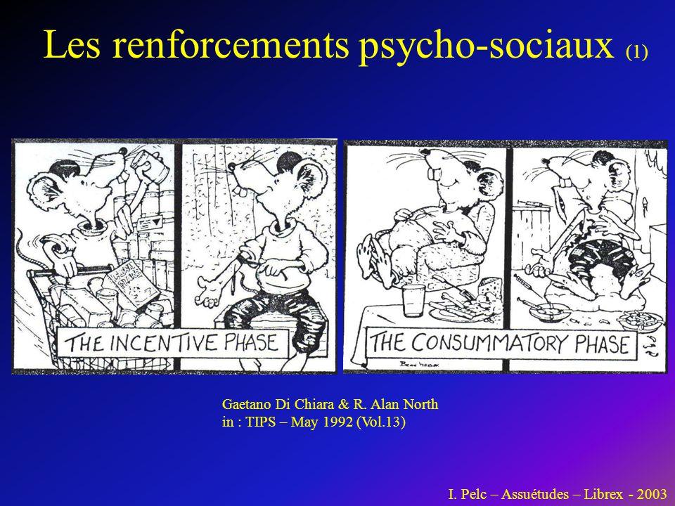 Les renforcements psycho-sociaux (1)