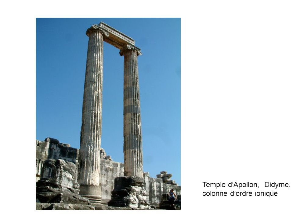 Temple d'Apollon, Didyme,