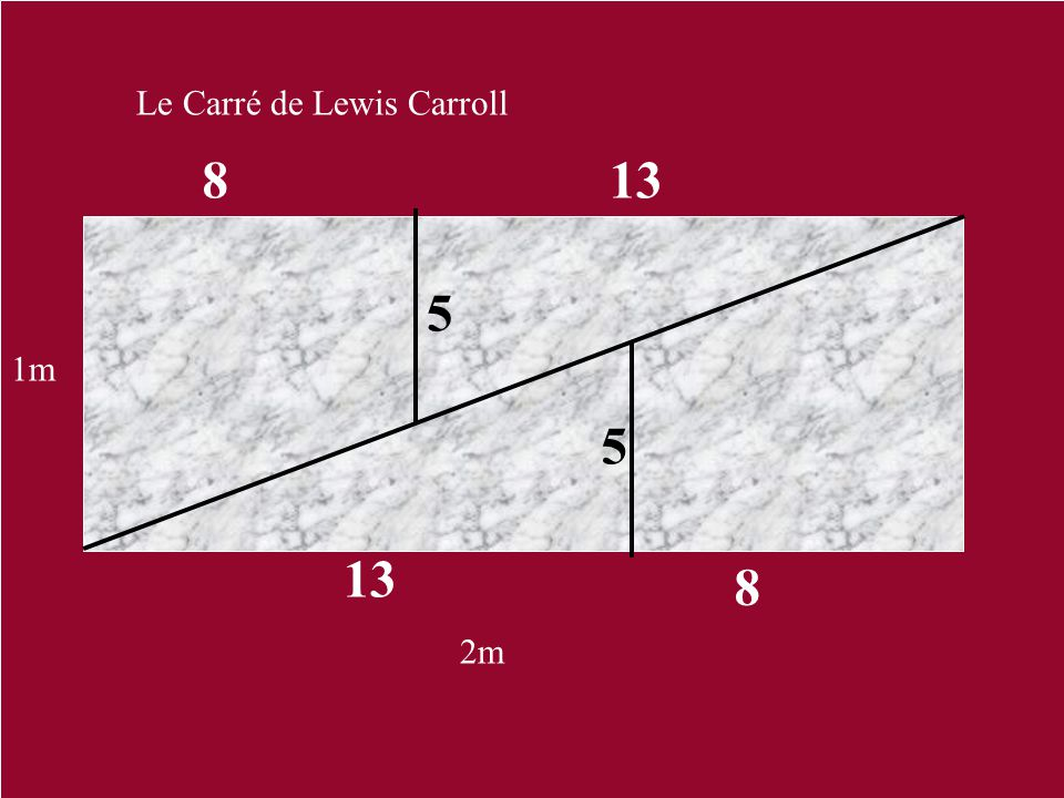 Le Carré de Lewis Carroll