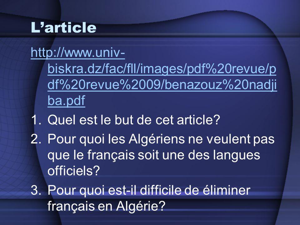 L'article http://www.univ-biskra.dz/fac/fll/images/pdf%20revue/pdf%20revue%2009/benazouz%20nadjiba.pdf.