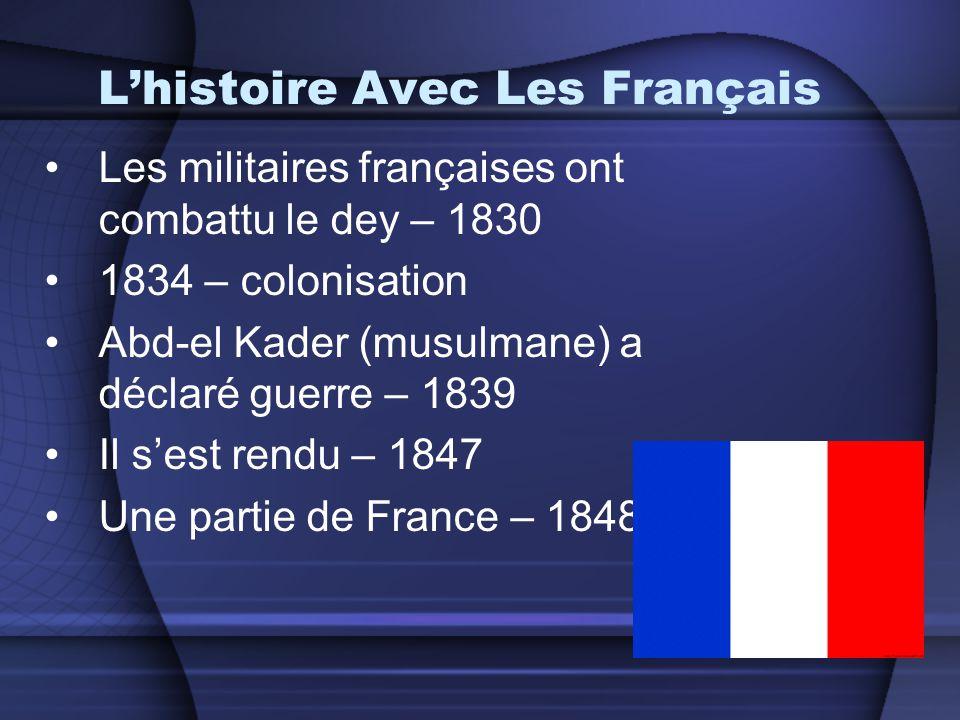 L'histoire Avec Les Français