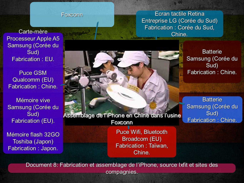 Entreprise LG (Corée du Sud) Fabrication : Corée du Sud, Chine.
