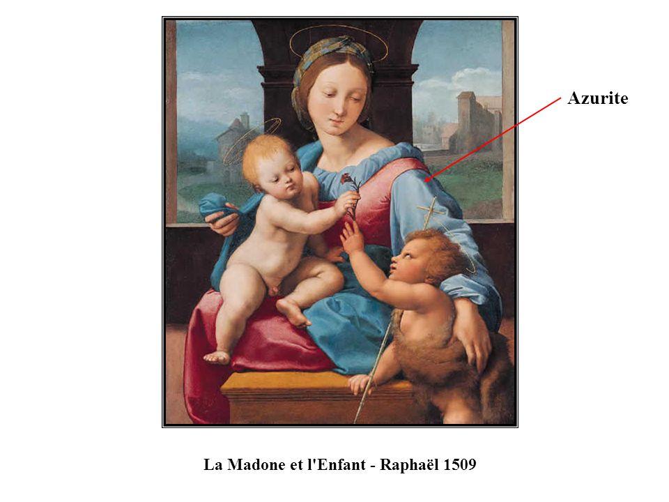 La Madone et l Enfant - Raphaël 1509