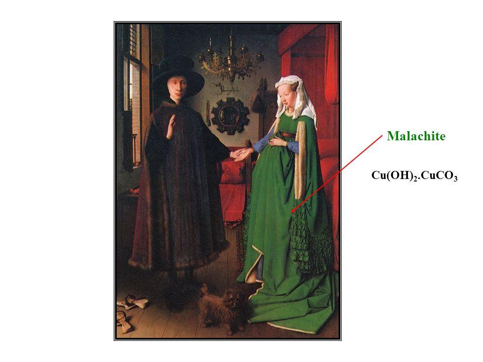 Malachite Cu(OH)2.CuCO3