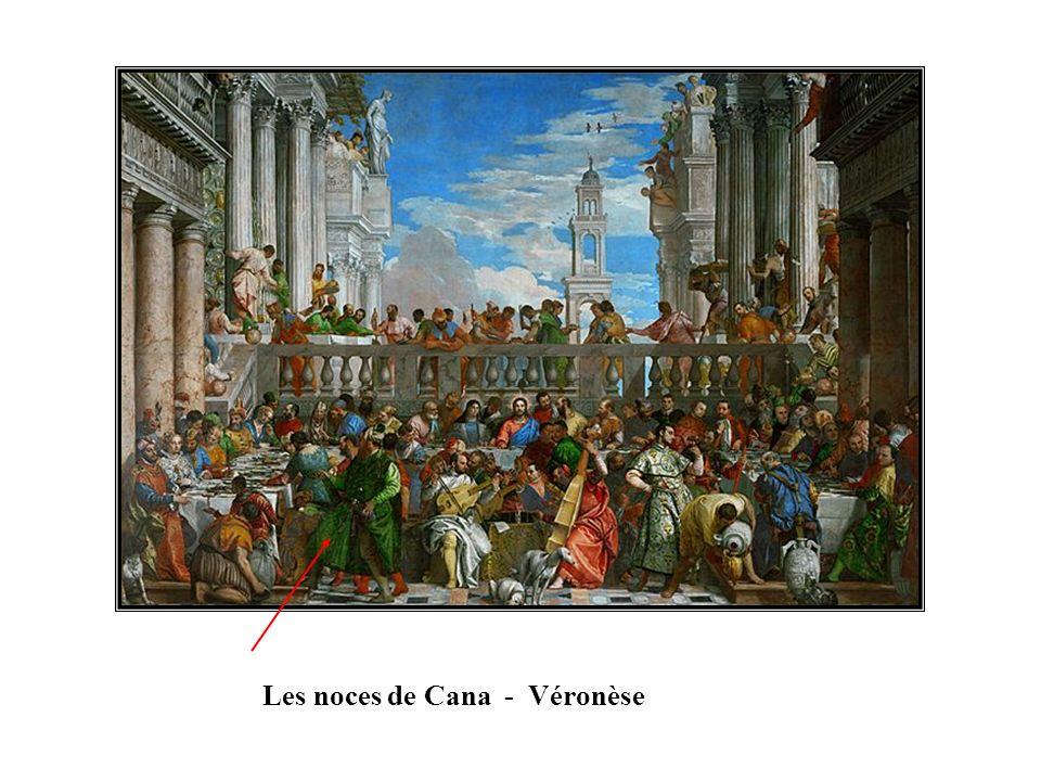 Les noces de Cana - Véronèse