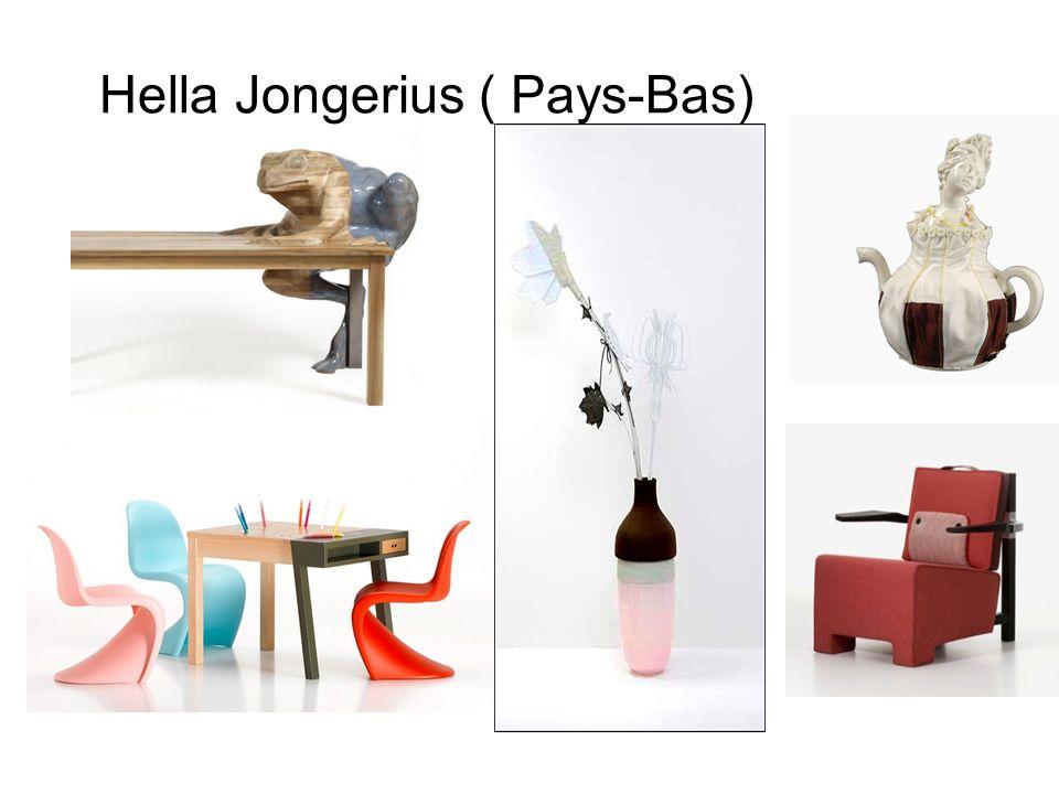 Hella Jongerius ( Pays-Bas)