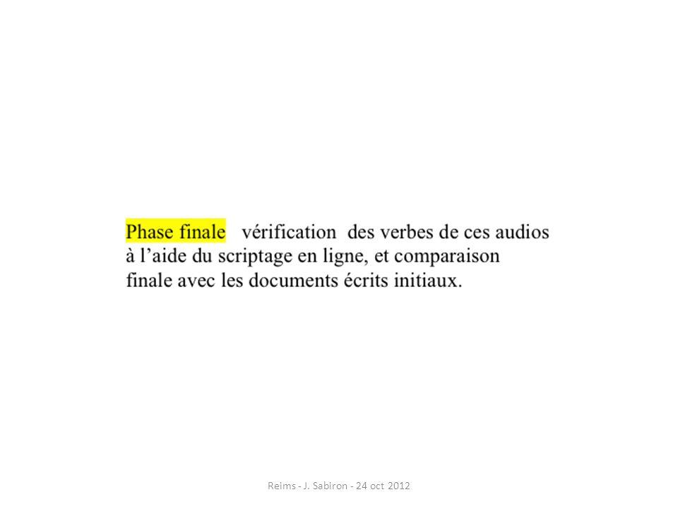 Reims - J. Sabiron - 24 oct 2012