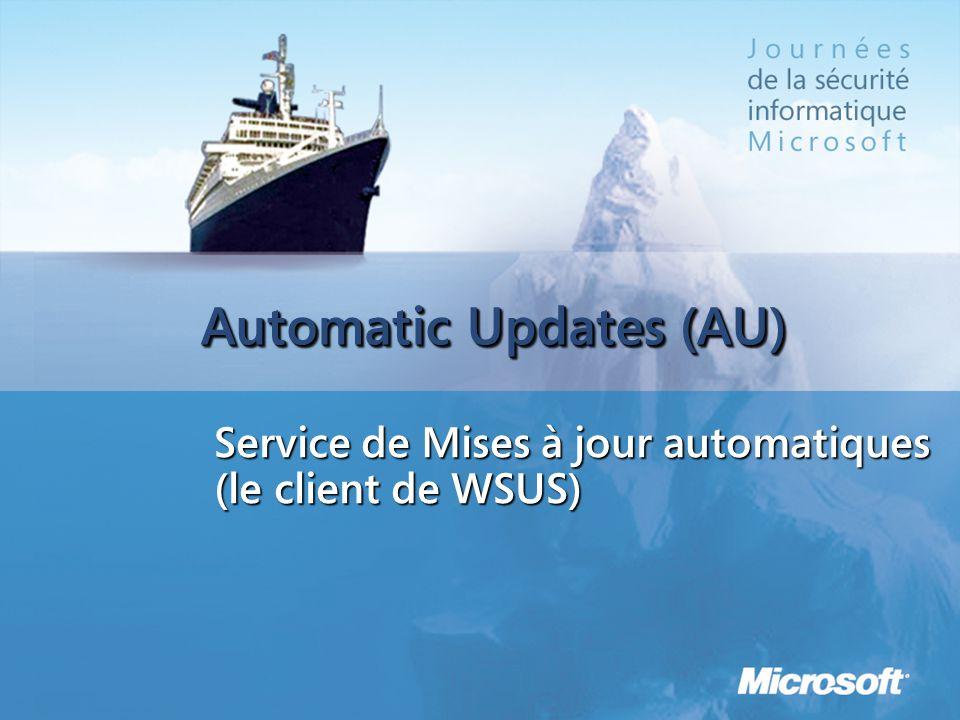 Automatic Updates (AU)
