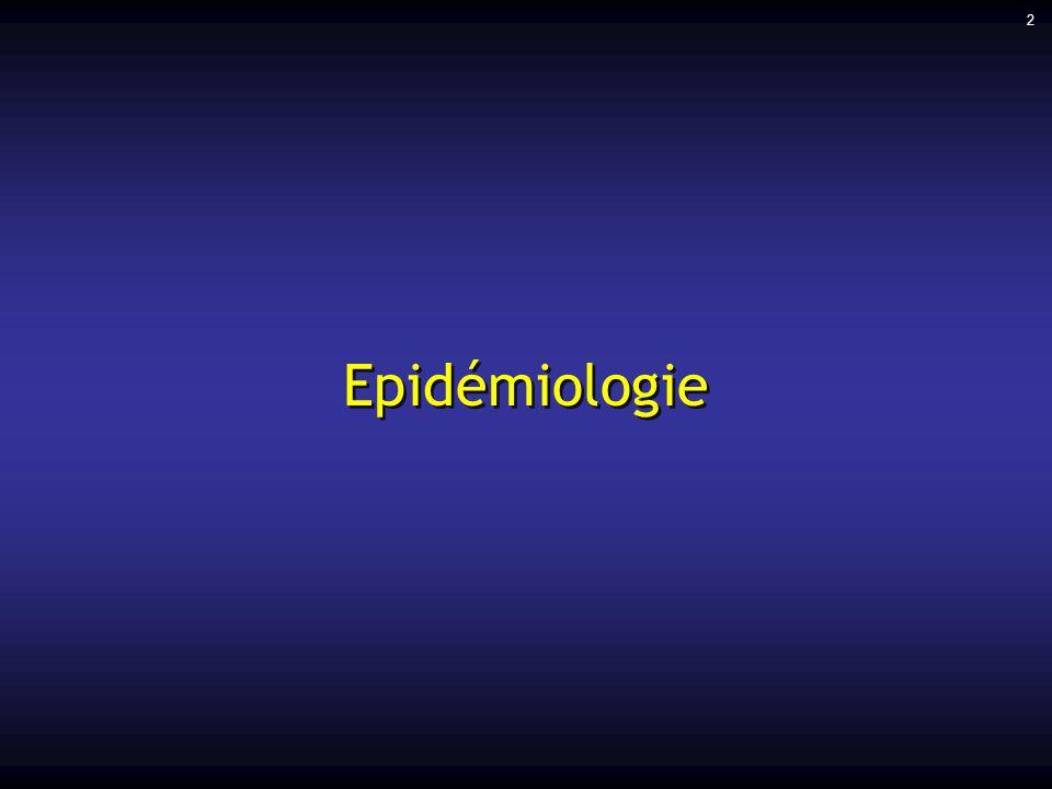 Epidémiologie Le Meilleur de … CROI 2010 1 2
