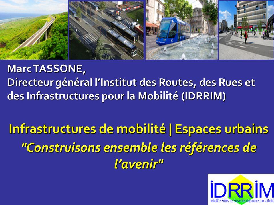 Infrastructures de mobilité | Espaces urbains