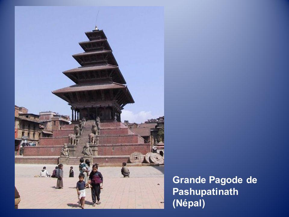 Grande Pagode de Pashupatinath (Népal)