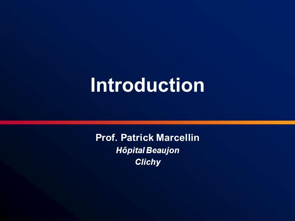 Prof. Patrick Marcellin Hôpital Beaujon Clichy
