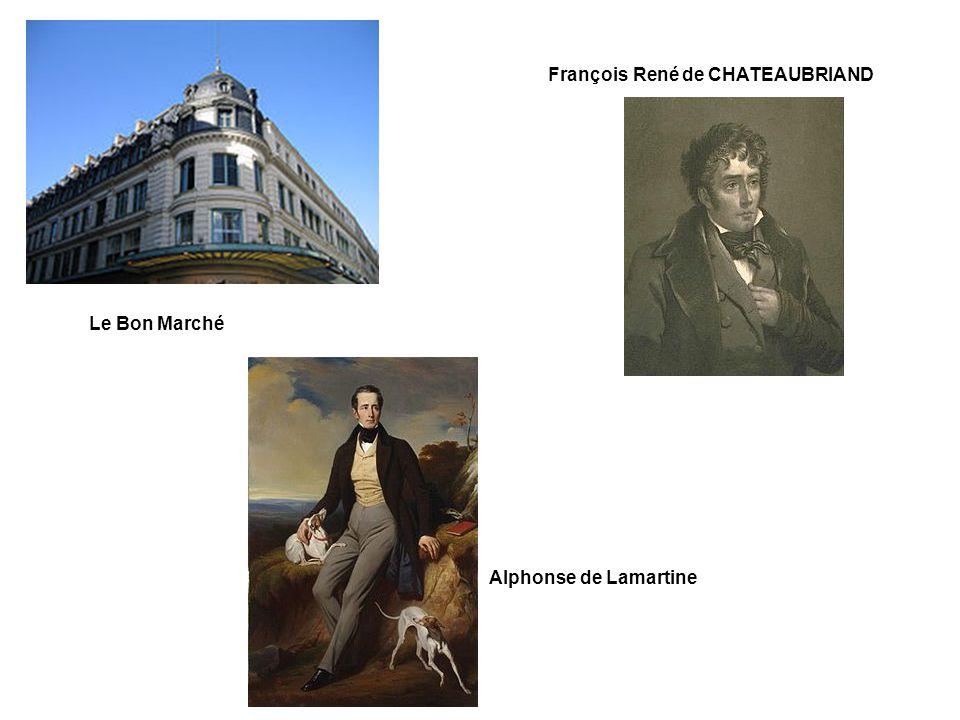 François René de CHATEAUBRIAND