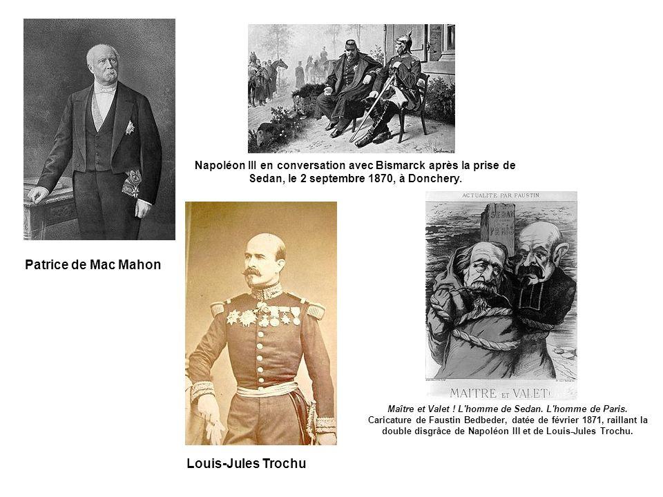 Patrice de Mac Mahon Louis-Jules Trochu
