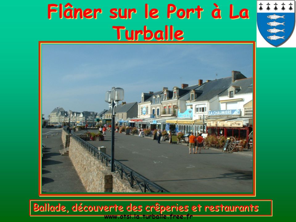 Flâner sur le Port à La Turballe