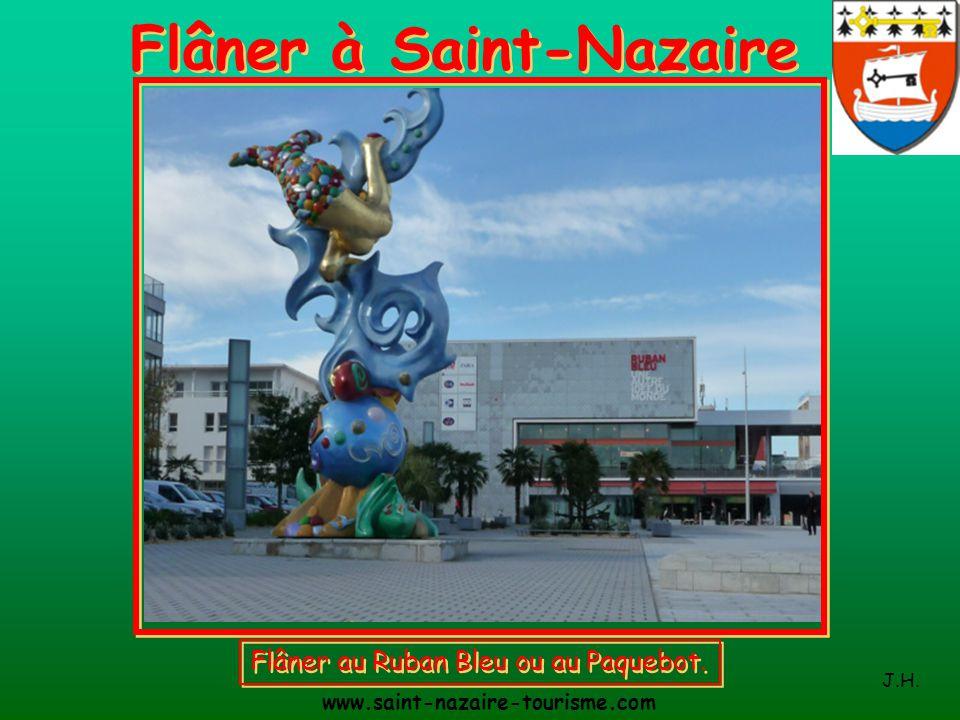 Flâner à Saint-Nazaire