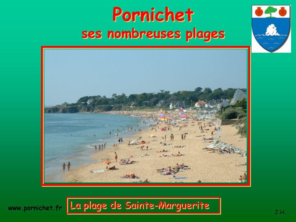 Pornichet ses nombreuses plages
