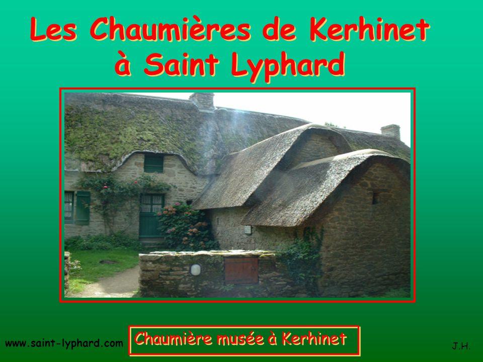 Les Chaumières de Kerhinet à Saint Lyphard