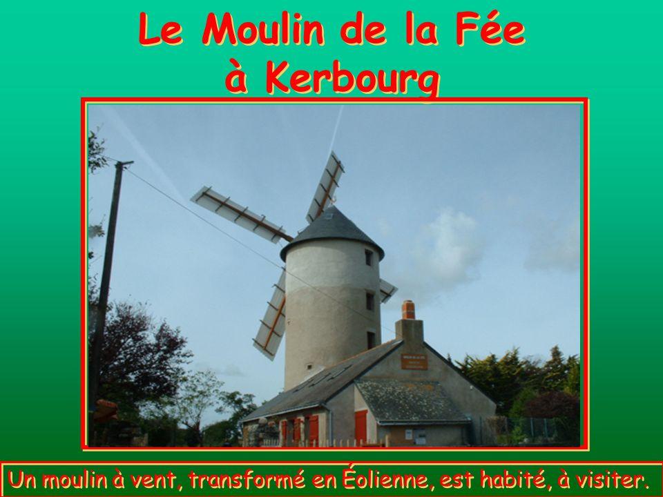 Le Moulin de la Fée à Kerbourg