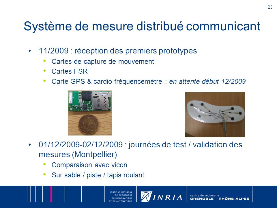 Système de mesure distribué communicant