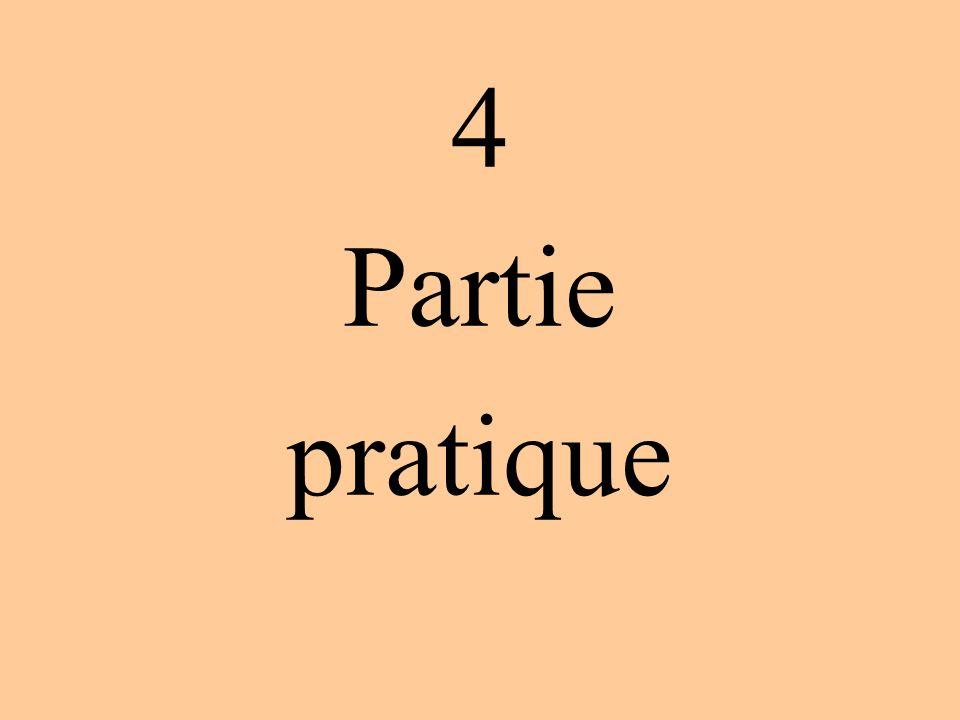 4 Partie pratique 2