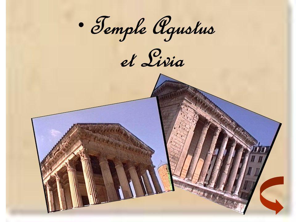 Temple Agustus et Livia