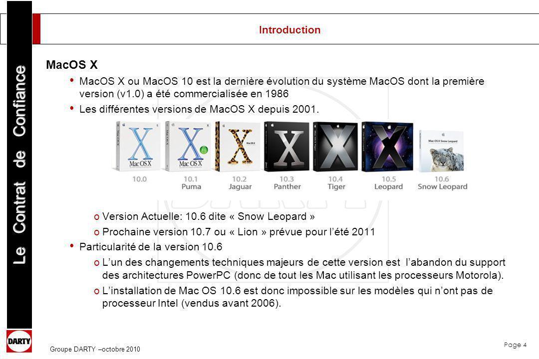 Introduction MacOS X. MacOS X ou MacOS 10 est la dernière évolution du système MacOS dont la première version (v1.0) a été commercialisée en 1986.