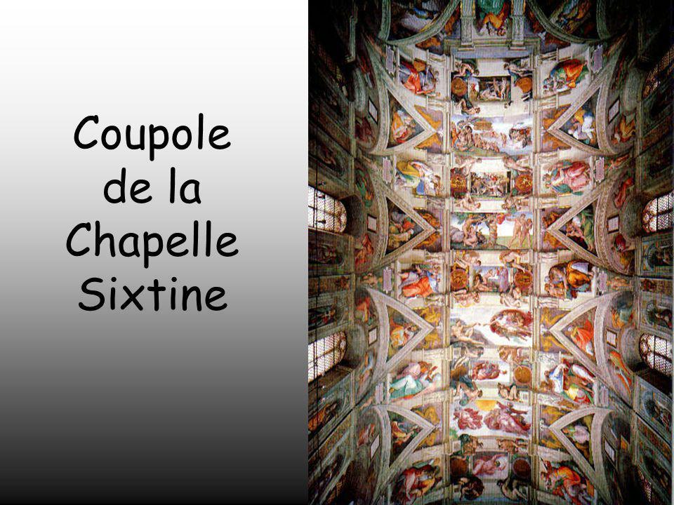 Coupole de la Chapelle Sixtine